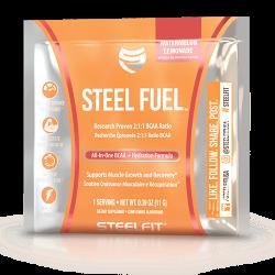 Steel Fuel BCAA - 1 dávka