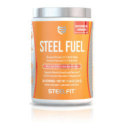 Steel Fuel BCAA
